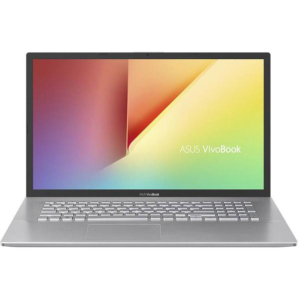 "Laptop ASUS VivoBook X712FA-AU188, Intel Core i5-8265U pana la 3.9GHz, 17.3"" Full HD, 8GB, 256GB SSD, Intel UHD Graphics 620, Endless OS, Argintiu"
