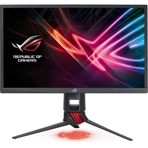 "Monitor LED TN Gaming ASUS XG248Q, 23.8"", Full HD, negru"