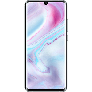 Telefon XIAOMI Mi Note 10 Pro, 256GB, 8GB RAM, Dual SIM, Glacier White