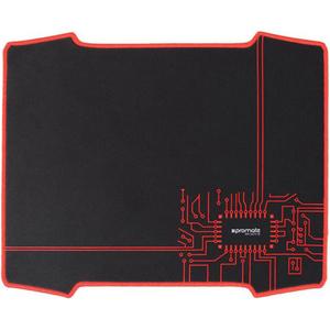 Mouse Pad PROMATE Ergonomic Anti-Skid Pro-Gaming xTrack-2, negru