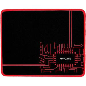 Mouse Pad PROMATE Comfort Glide Anti-Skid Pro-Gaming xTrack-3, negru
