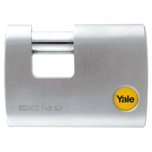Lacat YALE Y124/60/110/1, alama, 60 mm, gri