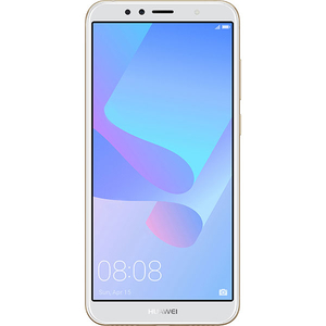 Telefon HUAWEI Y6 2018, 16GB, 2GB RAM, Dual SIM, Gold