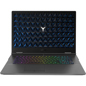 "Laptop LENOVO Legion Y730-17ICH, Intel® Core™ i7-8750H pana la 4.1GHz, 17.3"" Full HD, 16GB, HDD 1TB + SSD 256GB, NVIDIA GeForce GTX 1050 Ti 4GB, Free Dos"