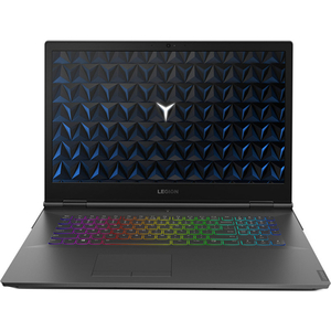"Laptop Gaming LENOVO Legion Y740-17IRHg, Intel Core i7-9750H pana la 4.5GHz, 17.3"" Full HD, 32GB, SSD 1TB + HDD 1TB, NVIDIA GeForce RTX 2080 8GB, Free Dos, negru"