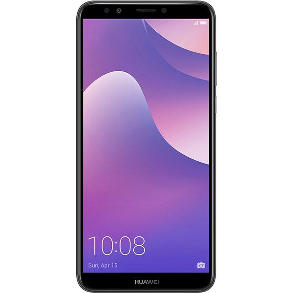 Telefon HUAWEI Y7 Prime 2018, 32GB, 3GB RAM, dual sim, Black