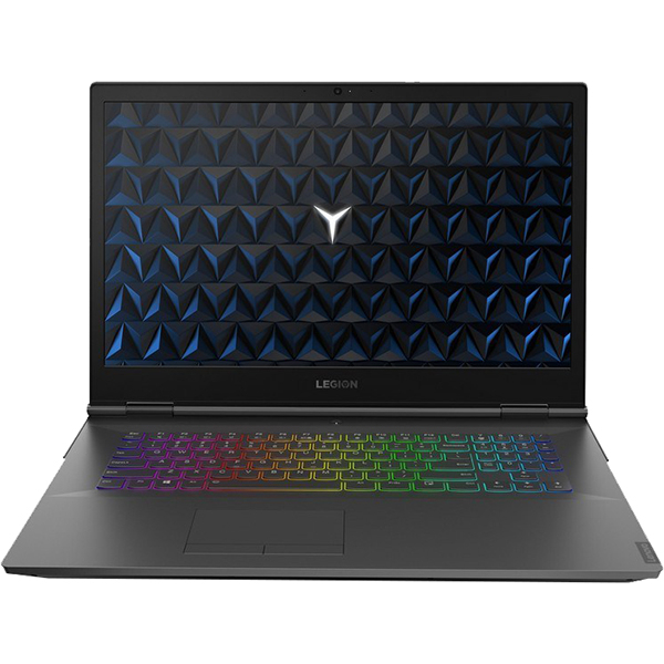 "Laptop Gaming LENOVO Legion Y740-15ICHg, Intel® Core™ i5-8300H pana la 4.0GHz, 15.6"" Full HD, 16GB, SSD 512GB, NVIDIA GeForce RTX 2060 6GB, Free Dos, Negru"