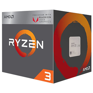 Procesor AMD RYZEN 3 2200G, 3.5GHz/3.7GHz, 6MB, socket AM4, YD2200C5FBBOX