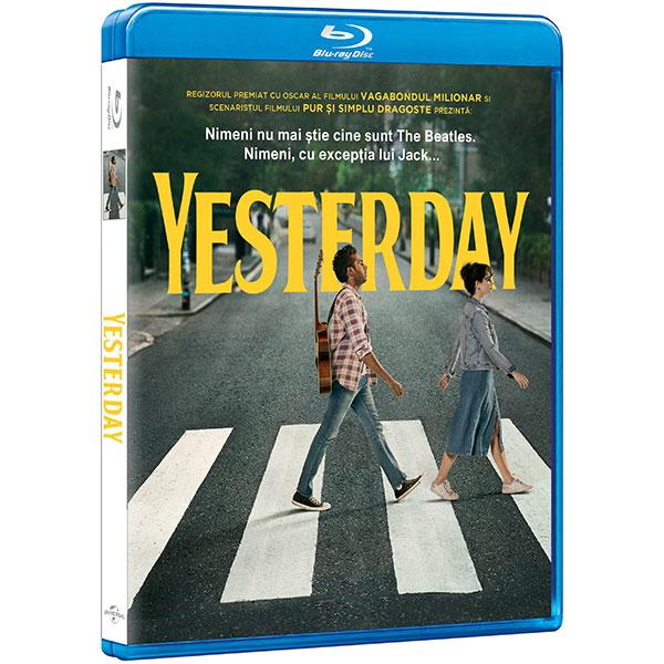 Yesterday Blu-ray