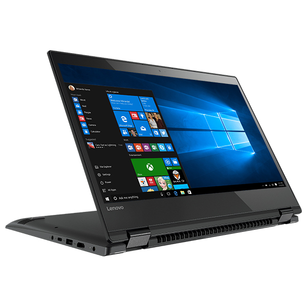 "Laptop 2 in 1 LENOVO Yoga 520-14IKB, Intel® Core™ i3-7100U 2.4GHz, 14.0"" Full HD Touch, 4GB, 1TB, Intel® HD Graphics 620, Windows 10 Home"