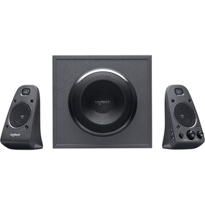 Boxe LOGITECH Z625, 2.1, 200W, THX Sound, negru
