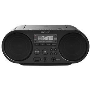 Radio CD portabil SONY ZS-PS50, USB, negru