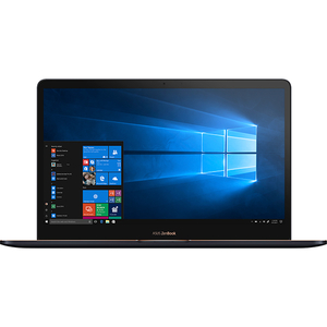 "Ultrabook ASUS ZenBook Pro UX550GE-BO016R, Intel Core i7-8750H pana la 4.1GHz, 15.6"" Full HD Touch, 16GB, SSD 512GB, NVIDIA GeForce GTX 1050 Ti 4GB, Windows 10 Pro, Deep Dive Blue"
