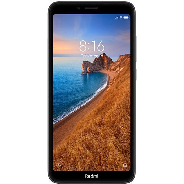 Telefon XIAOMI Redmi 7A, 16GB, 2GB RAM, Dual SIM, Matte Black