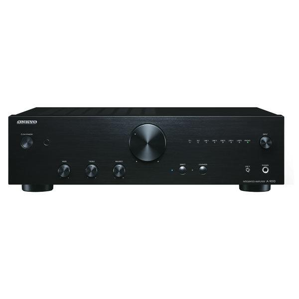 Amplificator stereo ONKYO A-9010, 2x44W, negru