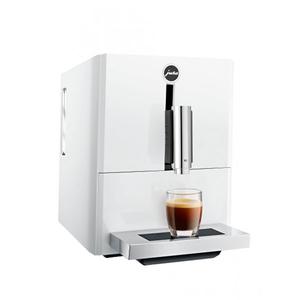 Espressor automat JURA A1 PIANO WHITE, 1450W, 15 bar, 1.1l, alb