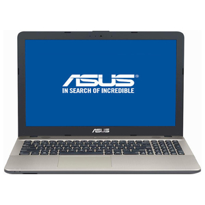 "Laptop ASUS X541NA-GO023, Intel Celeron N3450 pana la 2.2GHz, 15.6"" HD, 4GB, 500GB, Intel HD Graphics 500, Endless"