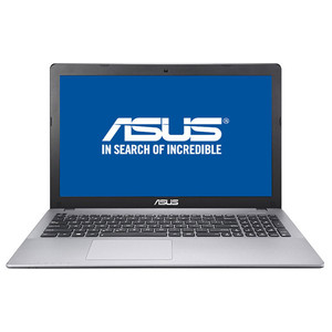 "Laptop ASUS A550VX-GO635, Intel® Core™ i5-7300HQ pana la 3.5GHz, 15.6"", 4GB, 1TB, NVIDIA® GeForce® GTX 950M 2GB, Free Dos, Blue Gray"