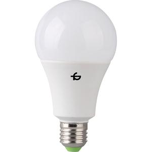 Bec LED TOTAL GREEN A75 EL0032974, 18W/E27/3000K, alb
