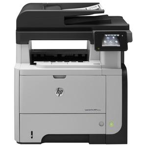 Multifunctional laser monocrom HP HP LaserJet Pro M521dn, A4, USB, Retea