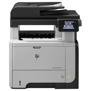Multifunctional laser monocrom HP LaserJet Pro M521dw, A4, USB, Retea, Wi-Fi