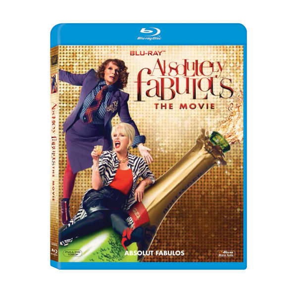 Absolutely Fabulos Blu-ray