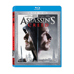 Assassin's Creed: Codul asasinului Blu-ray 3D
