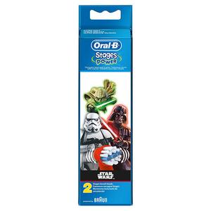 Rezerve periuta de dinti electrica ORAL-B Star Wars EB10, 2buc