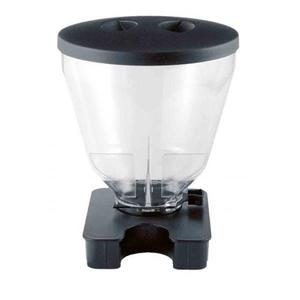Extensie recipient boabe cafea JURA Impressa XS9, 470g, gri-transparent