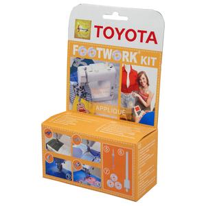 Set accesorii masina de cusut TOYOTA FWK APP R