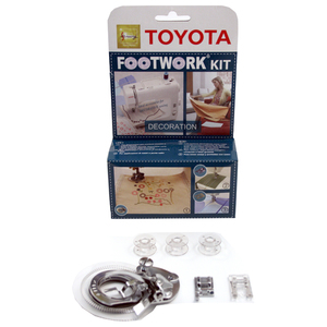Set accesorii masina de cusut TOYOTA Kit Decoratiuni