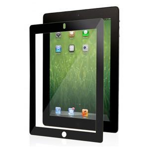 Folie de protectie MOSHI iVisor XT Clear pentru iPad 2, iPad 3, iPad 4, rama neagra