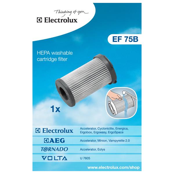 Filtru cilindric aspirator ELECTROLUX EF75B