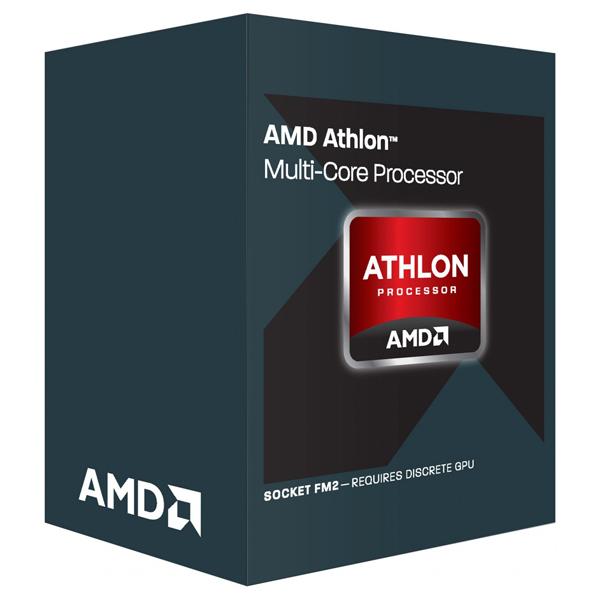 Procesor AMD Athlon II X4 750 AD750KWOHJBOX, 3.4GHZ / 4GHz, 4MB, 100W, socket FM2, Box