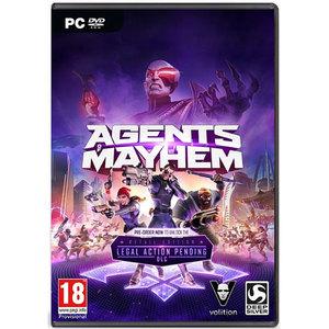 Agents of Mayhem Day One Edition PC