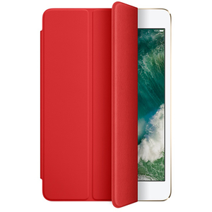 Husa Smart Cover pentru APPLE iPad Mini 4, MKLY2ZM/A, silicon, Red