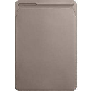 Husa Piele Sleve APPLE MPU02ZM/A pentru iPad Pro 10.5, Taupe