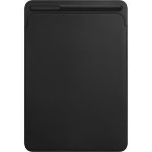 "Husa piele sleve APPLE MQ0U2ZM/A pentru iPad Pro 12.9"", Negru"