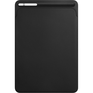 """Husa piele sleve APPLE MPU62ZM/A pentru iPad Pro 10.5"""", Negru"""