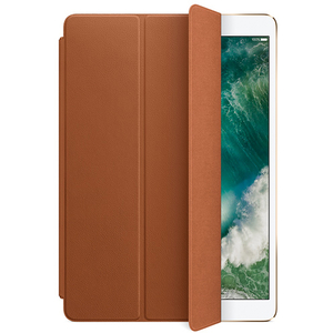 Smart Cover APPLE MPU92ZM/A pentru iPad Pro 10.5, Saddle Brown