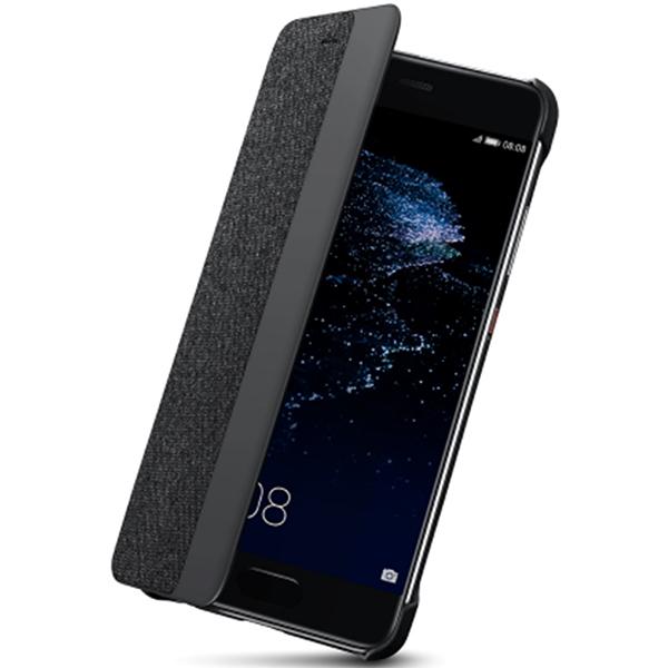 Husa Flip Smart View Cover Huawei P10, 51991886 , Dark Grey