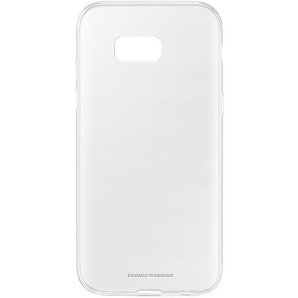 Husa Clear Cover pentru Samsung Galaxy A5 2017, SAMSUNG EF-QA520TTEGWW, Transparent