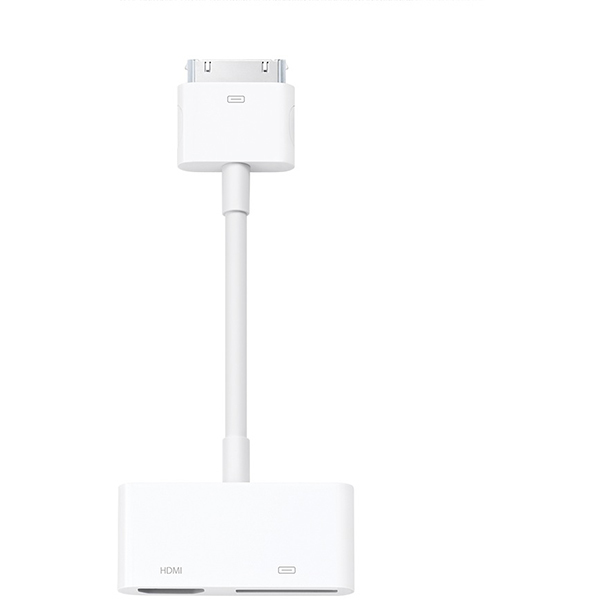 Adaptor APPLE Digital AV, MD098ZM/A, White