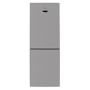 Combina frigorifica ARCTIC AK60355NFEMT+, Full No Frost, 321l, H 201 cm, Clasa A+, inox
