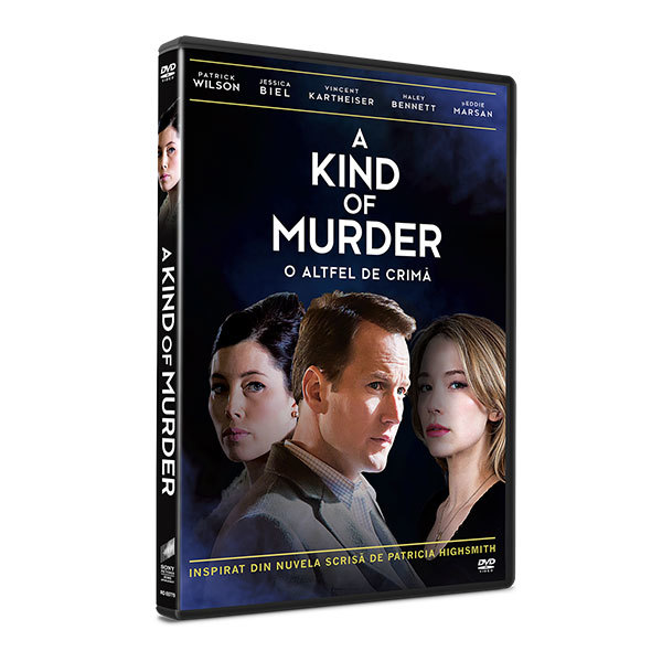 O altfel de crima DVD