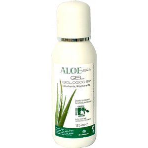 Gel de corp LA DISPENSA 99% gel virgin de Aloe Vera, 125ml