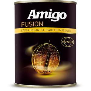Cafea instant AMIGO Fusion, 180gr