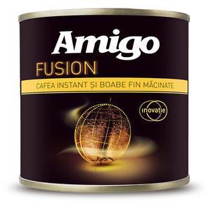 Cafea instant AMIGO Fusion, 90gr