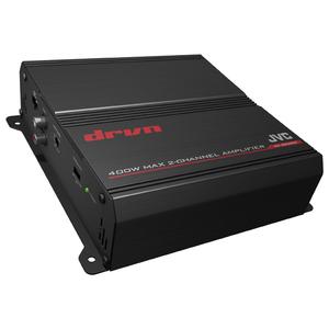 Amplificator auto DVRN JVC KS-DR3002, 2 canale, 400W
