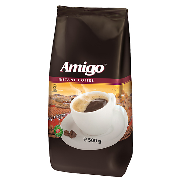 Cafea instant AMIGO Solubila, 500gr